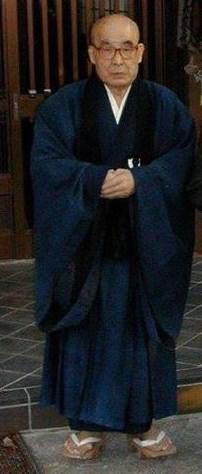 Sakiyama Sogen Roshi