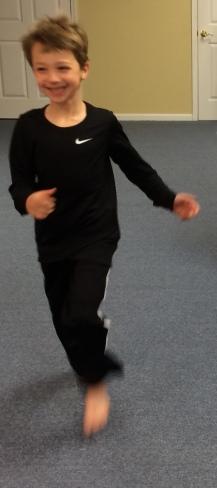Isaac Running