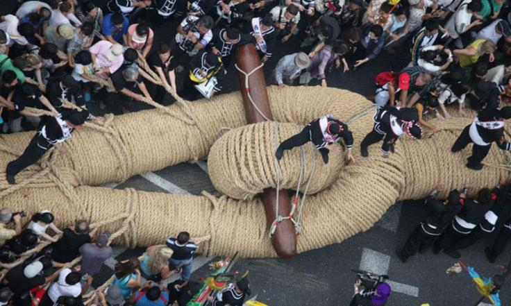 naha giant rope - stripes.com