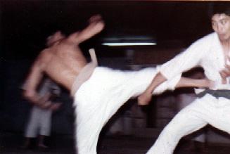 shimabuku agena dojo gayle beams 1963