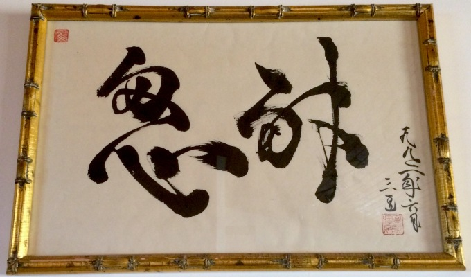 Ansei Ueshiro's NinTai